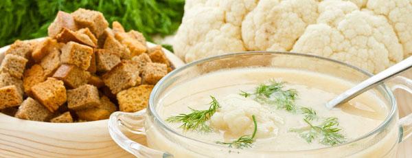 Cum faci cea mai bună supă cremă de conopidă