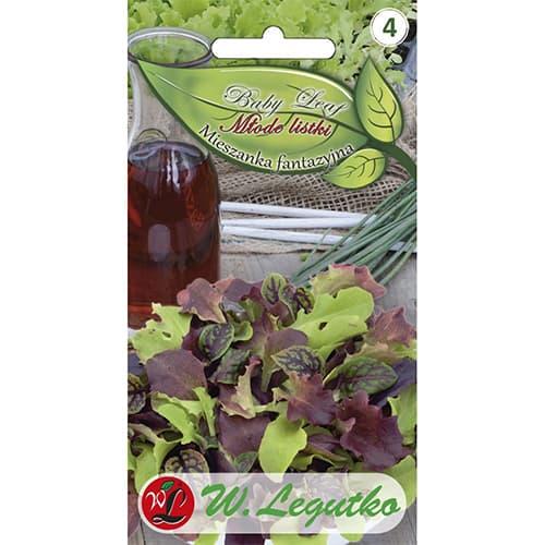 Baby Leaf - Amestec fantazia Legutko imagine 1 articol 86716