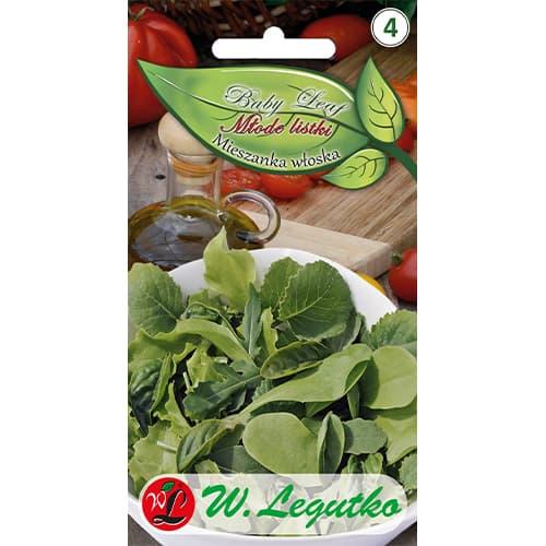 Baby Leaf - Amestec italian Legutko imagine 1 articol 86720