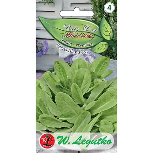 Baby Leaf - Salată romană Paris Island cos Legutko imagine 1 articol 86714