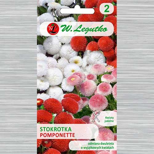 Bănuței Pomponette, mix multicolor Legutko imagine 1 articol 69631