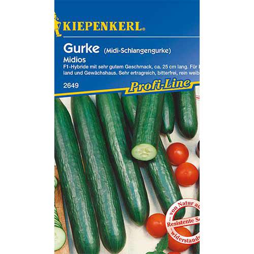 Castraveți de salată Midios F1 Kiepenkerl imagine 1 articol 86524