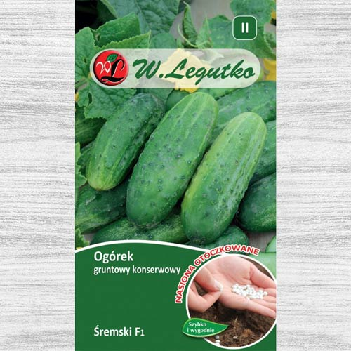 Castraveți Sremski F1 Legutko imagine 1 articol 78488