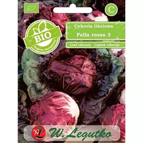 Cicoare roșie (radicchio) Palla Rossa Legutko imagine 1 articol 69458