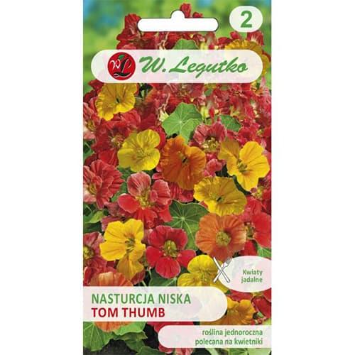 Condurul doamnei (Flori comestibile) Legutko imagine 1 articol 86726