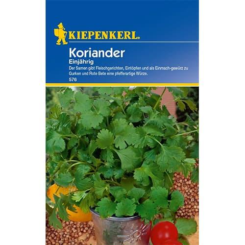 Coriandru anual Kiepenkerl imagine 1 articol 77463