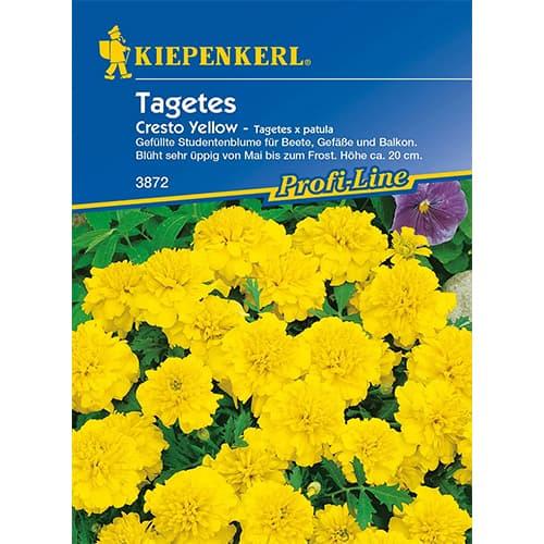Crăițe Cresto Yellow Kiepenkerl imagine 1 articol 86345