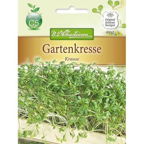 Creson de grădină Krause, pachet dublu Chrestensen imagine 1 articol 78856