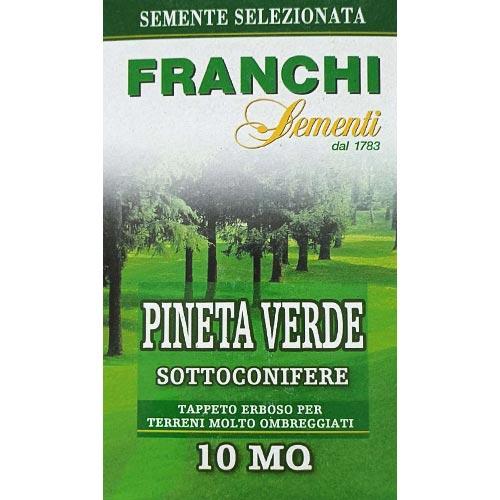 Gazon Franchi Sementi Pineta Verde imagine 1 articol 87214