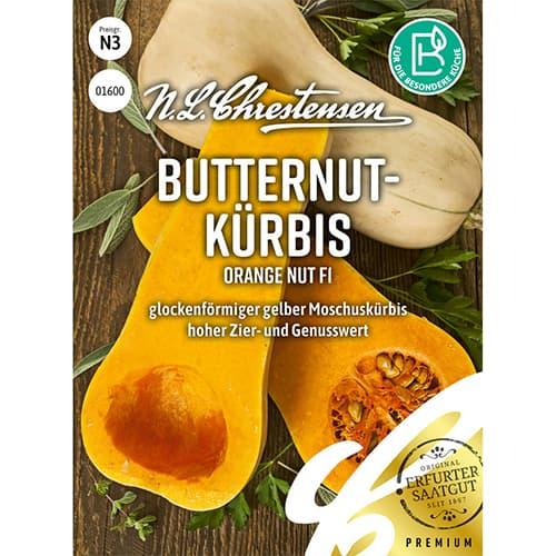 Dovleac Orange Nut F1 Chrestensen imagine 1 articol 86033