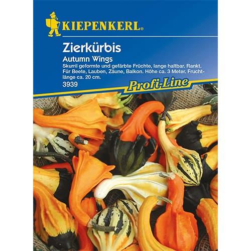 Dovleac ornamental Autumn Wings Kiepenkerl imagine 1 articol 87267
