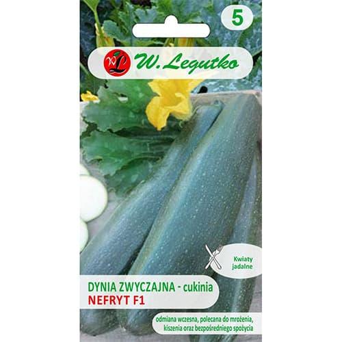 Dovlecel zucchini Nefryt F1 Legutko imagine 1 articol 78459
