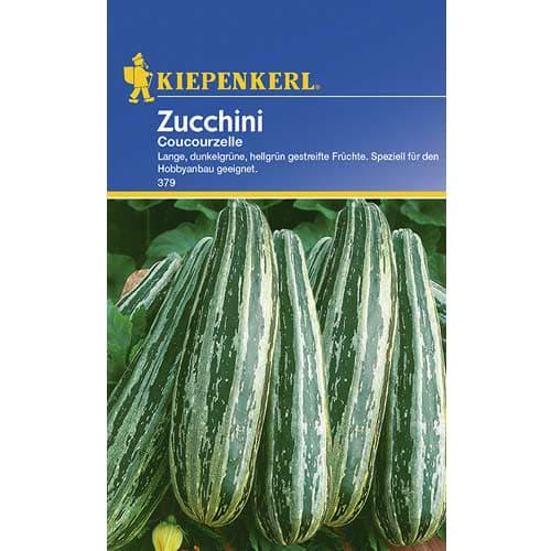 Dovlecel zucchini Courcourcelle von Tripolis Kiepenkerl imagine 1 articol 77466