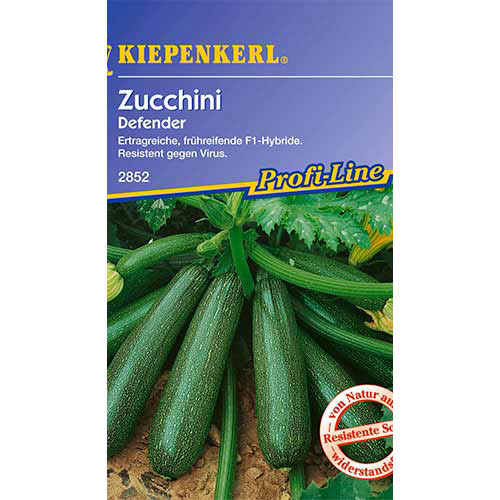 Dovlecel zucchini Defender F1 Kiepenkerl imagine 1 articol 86363