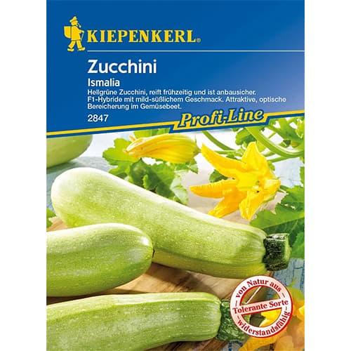 Dovlecel zucchini Ismalia F1 Kiepenkerl imagine 1 articol 86365