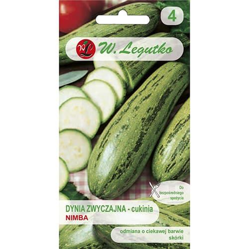 Dovlecel zucchini Nimba Legutko imagine 1 articol 86852