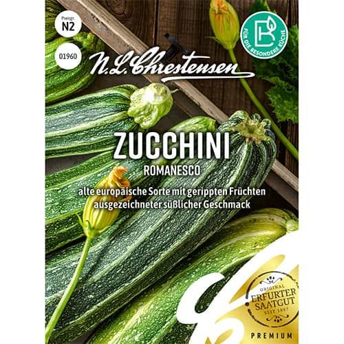 Dovlecel zucchini Romanesco Chrestensen imagine 1 articol 86104