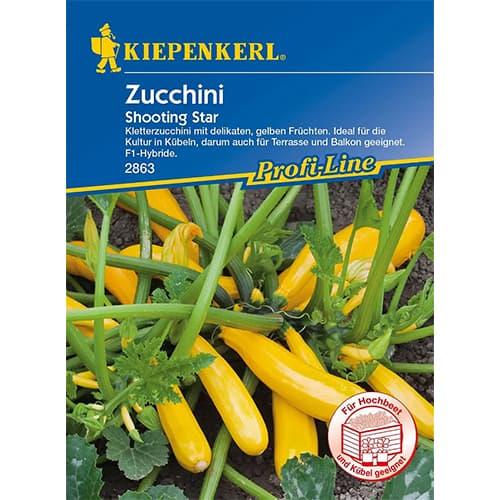 Dovlecel zucchini Shooting Star F1 Kiepenkerl imagine 1 articol 86367