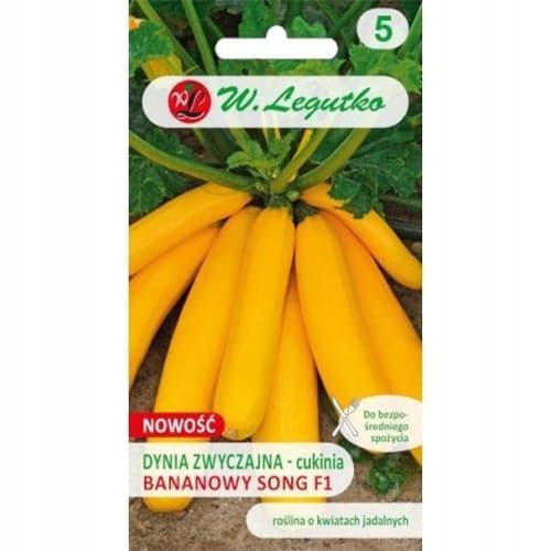 Dovlecel zucchini Song F1 Legutko imagine 1 articol 78458