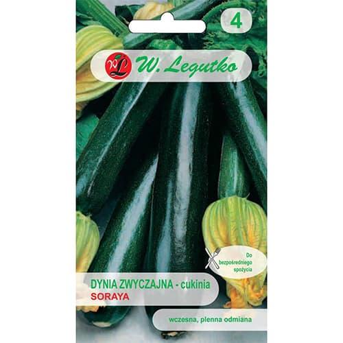 Dovlecel zucchini Soraya Legutko imagine 1 articol 86853