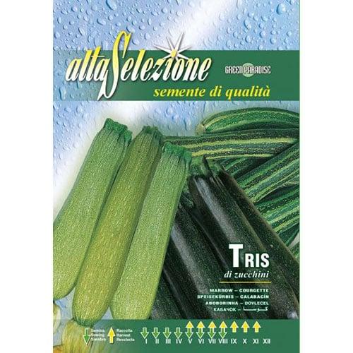 Dovlecel zucchini Tris di Zucchini imagine 1 articol 87154