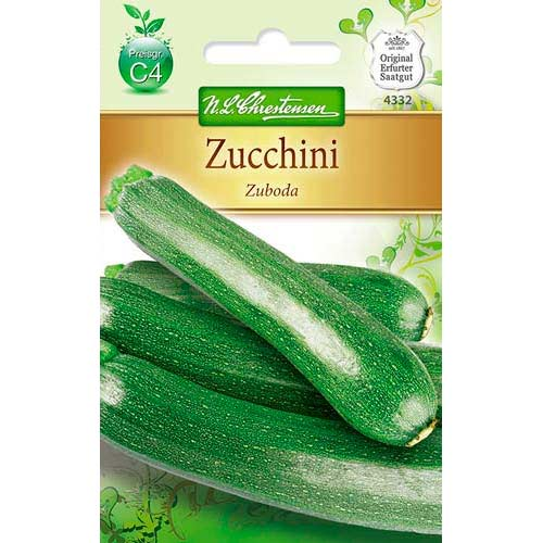 Dovlecel zucchini Zuboda Chrestensen imagine 1 articol 78813