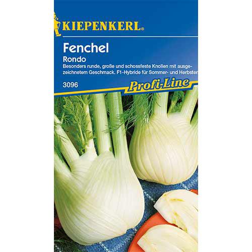 Fenicul Rondo F1 Kiepenkerl imagine 1 articol 86451