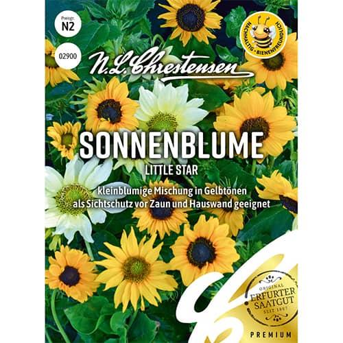 Floare soarelui decorativă Little Star Chrestensen imagine 1 articol 86189