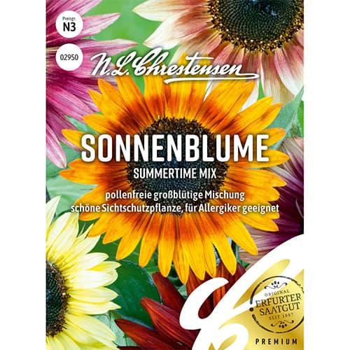 Floare soarelui decorativă Summertime, mix multicolor Chrestensen imagine 1 articol 86193