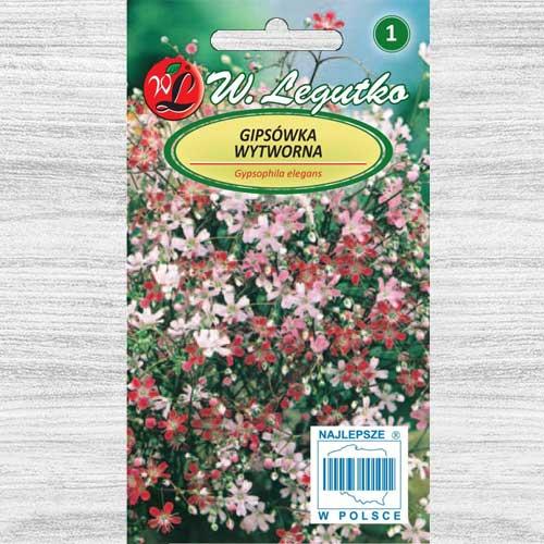 Floarea miresei (Gypsophila) stelată, mix multicolor Legutko imagine 1 articol 78557