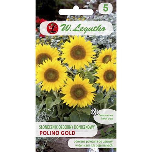 Floarea soarelui decorativă Polino Gold Legutko imagine 1 articol 69628