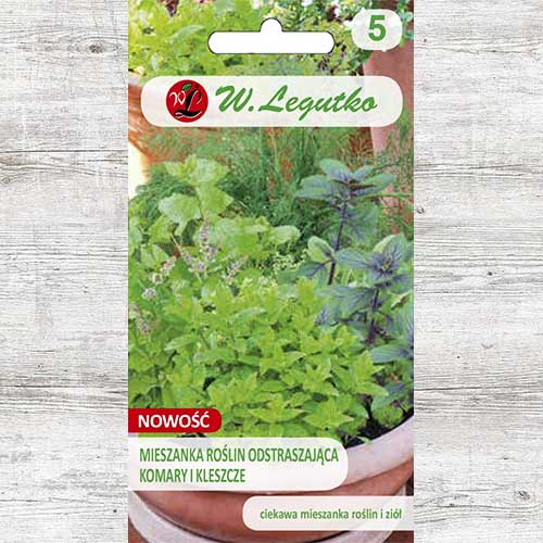 Flori anuale anti insecte, mix multicolor Legutko imagine 1 articol 86842