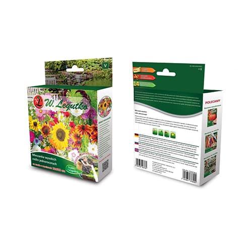 Flori anuale pentru gard viu, mix multicolor Legutko imagine 1 articol 86843