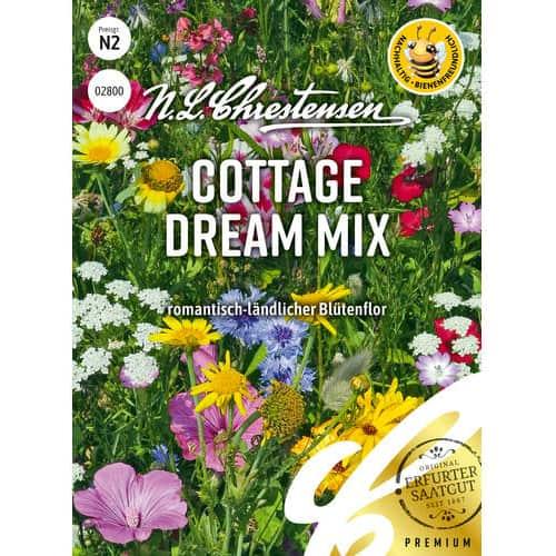 Flori de grădină Cottage Dream, mix multicolor Chrestensen imagine 1 articol 86220