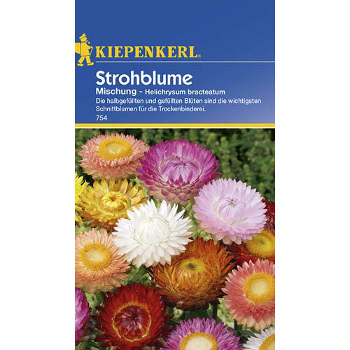 Flori de paie, mix multicolor Kiepenkerl imagine 1 articol 77408