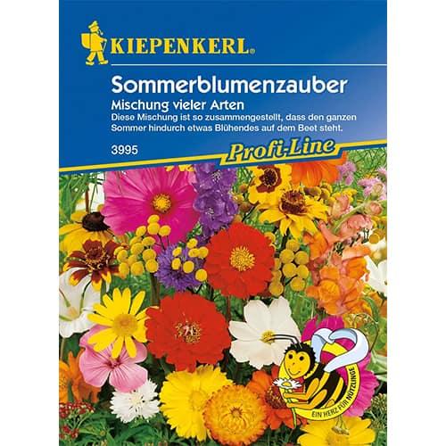 Flori de vară Magic, mix multicolor Kiepenkerl imagine 1 articol 77441