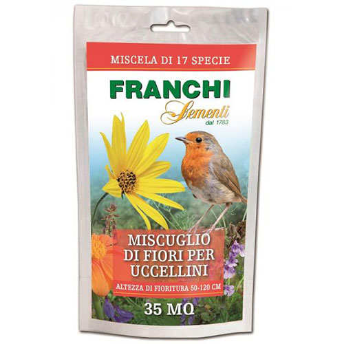 Flori pentru păsări, amestec de soiuri imagine 1 articol 87224