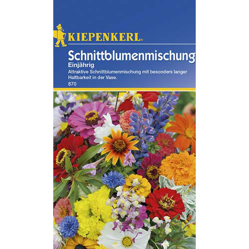 Flori pentru tăiere, mix multicolor Kiepenkerl imagine 1 articol 77410