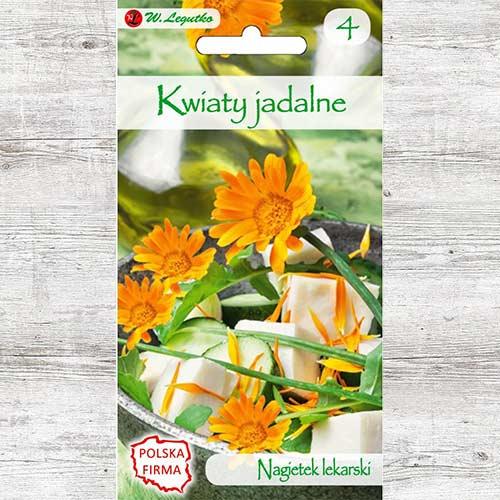 Gălbenele (Flori comestibile) Legutko imagine 1 articol 86725
