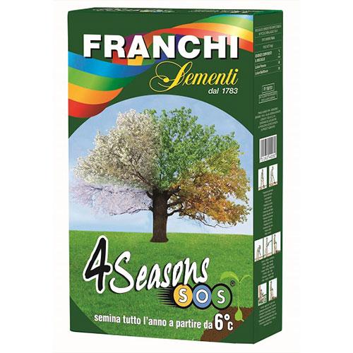 Gazon Franchi Sementi 4 Seasons imagine 1 articol 87196
