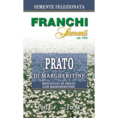 Gazon Franchi Sementi Margheritine imagine 1 articol 87211