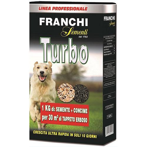 Gazon Franchi Sementi Turbo imagine 1 articol 87200