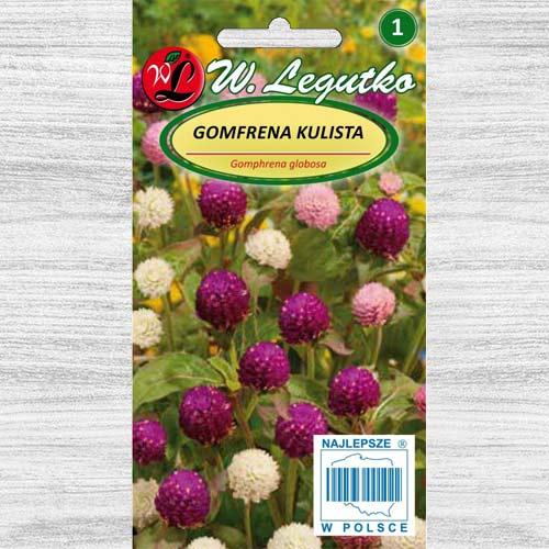Gomfrena, mix multicolor Legutko imagine 1 articol 78562