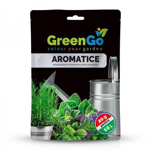 GreenGo Aromatice imagine 1 articol 87241