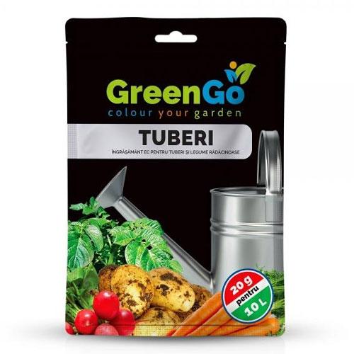 GreenGo Tuberi imagine 1 articol 87239