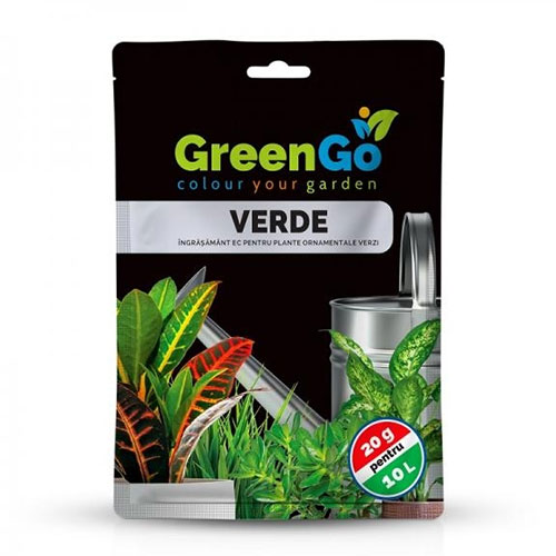 GreenGo Verde imagine 1 articol 87243