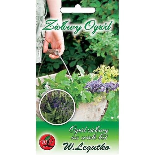 Ierburi aromatice Grădină perenă, amestec Legutko imagine 1 articol 86916