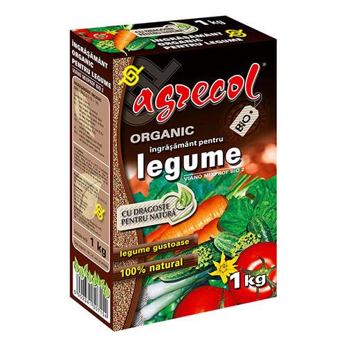 Îngrăşământ organic pentru legume, granule imagine 1 articol 86583