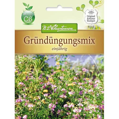 Îngrășământ verde Starter mix, amestec de plante anuale Chrestensen imagine 1 articol 78878