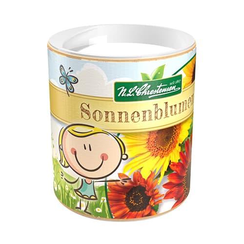 Kit de însămânțare pentru floarea soarelui decorativă Chrestensen imagine 1 articol 86229